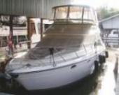 2001 Maxum 4100 SCB Sport Yacht - Twin Diesel