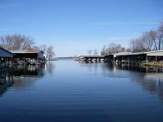 Lefroy Harbour, Lake Simcoe